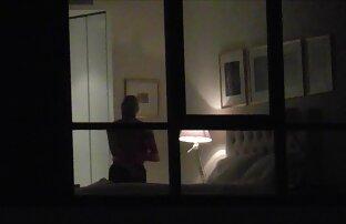 Perawat berbagi kehidupan seks tetangga. seks dengan terung