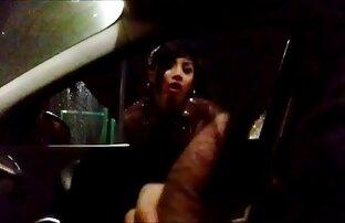 Seks cara bercinta dengan suami di dalam mobil dari sangat rusak, wanita bukit.